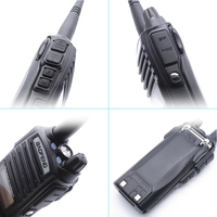 מכשיר הקשר נמוך מחיר Baofeng UV82 מכשיר הקשר 5W Dual Band Dual Display Pofung UV82 מכשיר הקשר Baofeng שני הדרך רדיו Interphone (4)