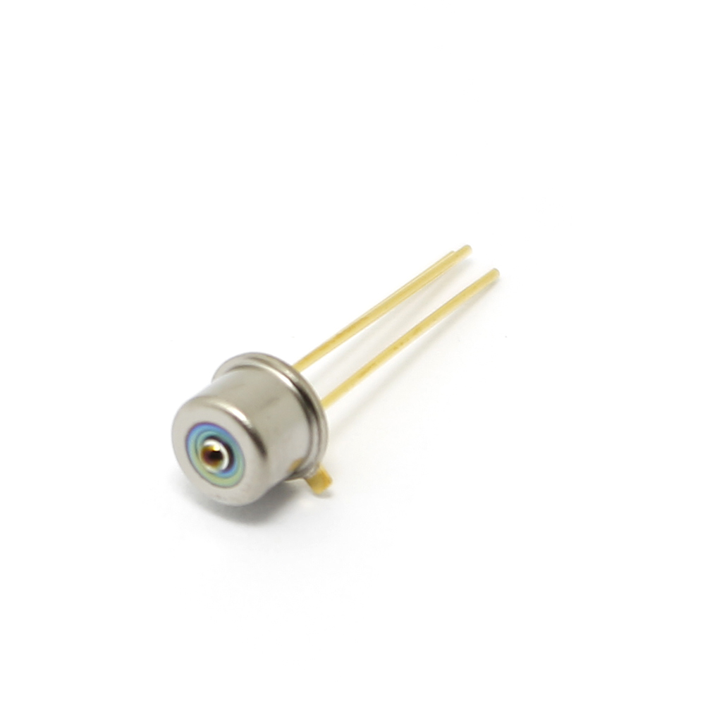 800-1700nm 2.5GHZ Indium Gallium Arsenic PIN Photodetector Diode High Reliability Low Dark Current TO-46