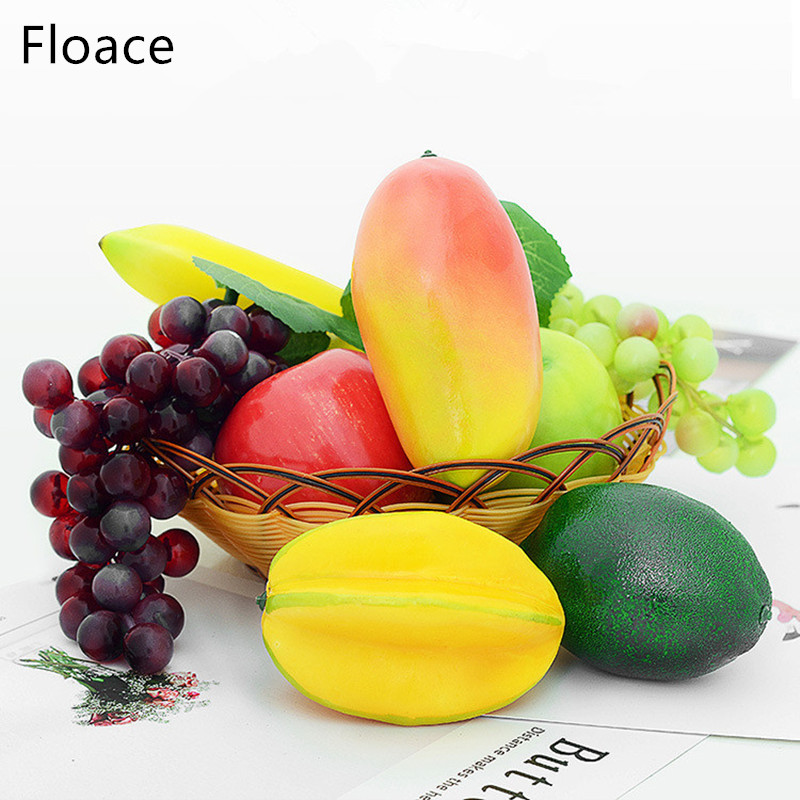 Decorative Foam Fake Fruit Apple Peach Orange Diy Plastic Artificial Fruit For Home Decor Accessories Photography Props Buy At The Price Of 2 60 In Aliexpress Com Imall Com