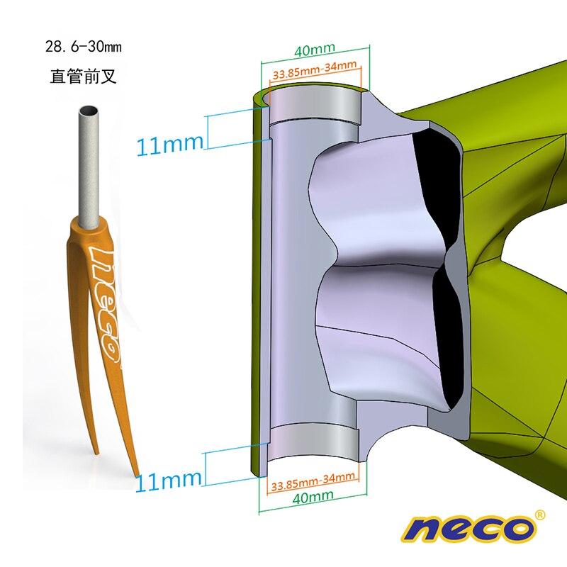 "Details about  /US 1-1//8/"" Fork Tube Threadless Headsets MTB//Road//Folding Bike Ultralight Headset"
