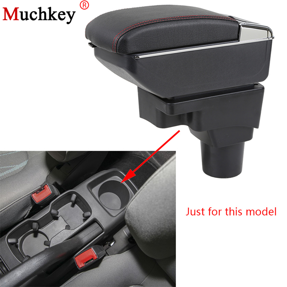 Armrest box For Chevrolet Aveo Sonic Lova T250 T300 Central Console Arm Store content box With Rise and Down Function car parts car armrest central store content storage box with usb for chevrolet aveo sonic holden barina 2011 2012 2013 2014 2015 2016 2017