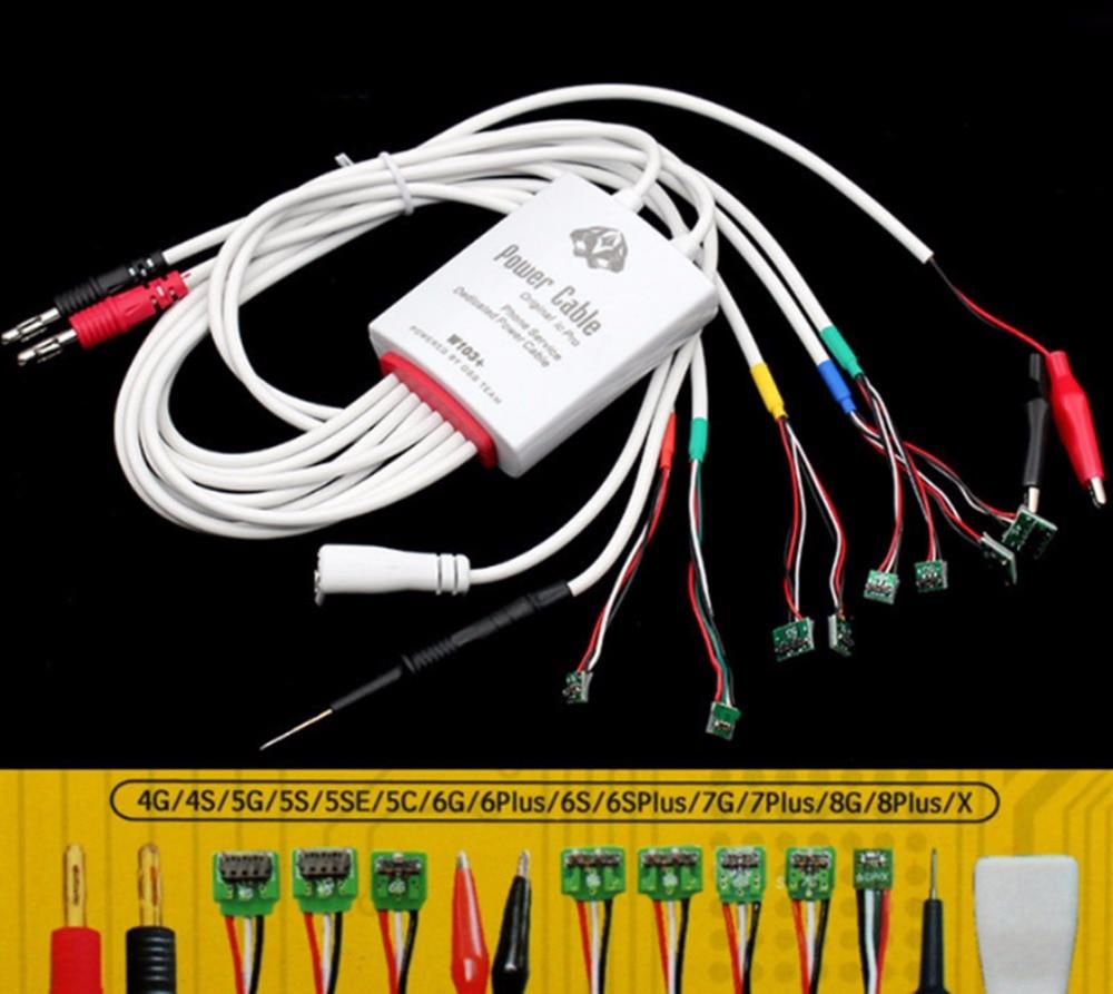 Mobiliojo telefono remonto įrankio akumuliatoriaus įkrovimas ir - Įrankių komplektai - Nuotrauka 4