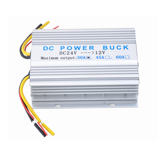 24v to 12v car convertor 30a voltage regulator automotive transformer step- down transformers inverter