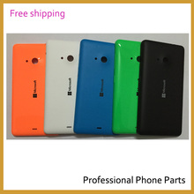 Original Door Battery Housing Cover Case For Nokia Lumia 535 Removable Cover For Microsoft Lumia 535