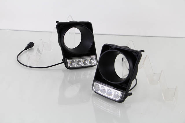 US $74 23 11% OFF|Car Flashing 2Pcs For Holden VE Ute SV6 LED DRL Daytime  Running Lights Daylight Fog Head Lamp car styling-in Car Light Assembly  from