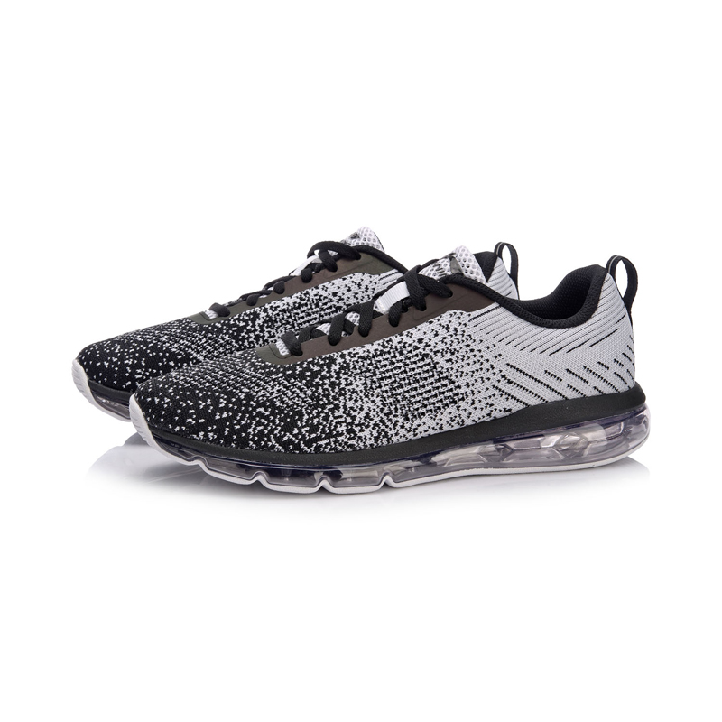 Li Ning Men Bubble Max Classic Walking Shoes Cushion Sneakers LiNing Breathable Comfort Fitness Sports Shoes AGCN075 SJFM18-in Walking Shoes from Sports & Entertainment    2