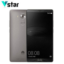Original Huawei Mate 8 128GB ROM Mobile Phone 4GB RAM 6.0″ Octa Core Kirin 950 1920*1080 Dual SIM