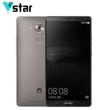 """Original Huawei Mate 8 128GB ROM Mobile Phone 4GB RAM 6.0"""" Octa Core Kirin 950 1920*1080 Dual SIM"""