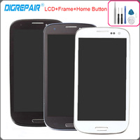 4 8 Inch For Samsung Galaxy S3 I9300 LCD Display Touch Screen Digitizer With Home Button