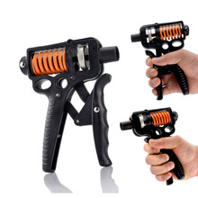 CIMA 15-50KG Adjustable Hand Grip Strengthener Muscle Power Trainer Wrist Finger Hand Exerciser Gym Strength Training Gripper