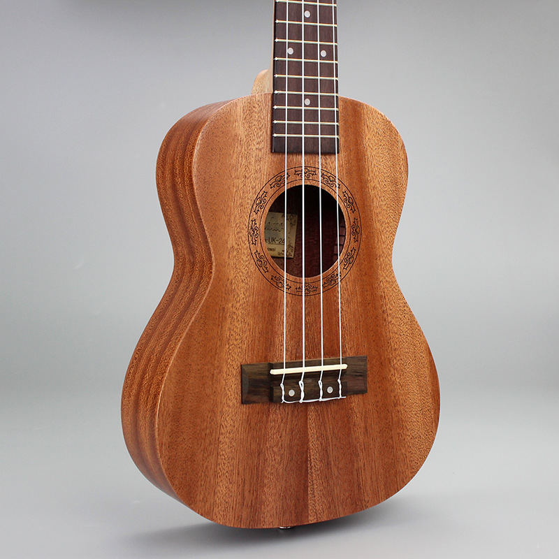 Concert Ukulele 23 Inch Hawaiian Mini Guitar 4 Strings Ukelele Guitarra Handcraft Wood Mahogany High Quality Musical Uke concert ukulele 23 inch hawaiian guitar 4 strings ukelele guitarra handcraft zebra wood musical instruments uke