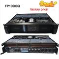 Новая мода лаборатория gruppen FP10000Q 4 Каналов аудио оборудование