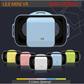 VR BOX  LEJI Mini Headset 3D glasses/ virtual reality glasses Video  Private Theater for Movies Games for 4.5 - 5.5 inch Phone
