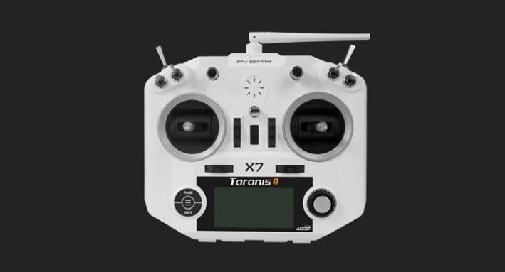 Transmetteur FrSky ACCST Taranis Q X7 QX7 2.4GHz 16CH pour RC Multicopter FRSKY X7