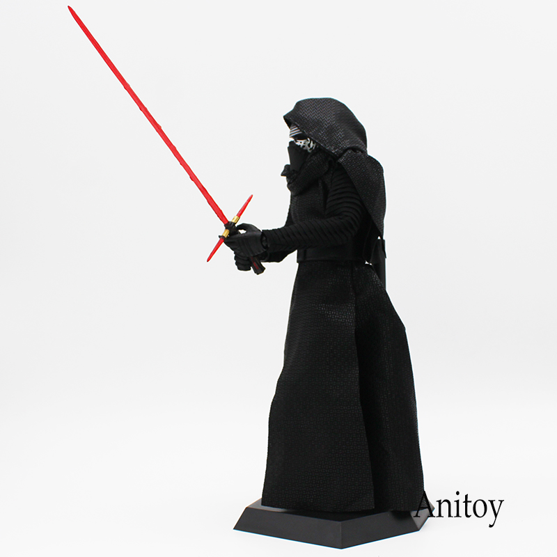 Image 3 - Crazy Toys Star Wars The Force Awakens REN 1/6th Scale PVC Action Figure Collectible Model Toy 29.5cm KT4236crazy toysmodel toytoys star wars -