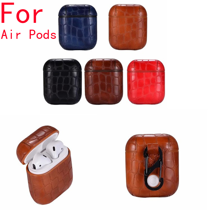 For Air Pods Case For Apple Airpods Cover Wireless Earphone Protective Storage Bag For Airpods Cases Cover Aipods Funda Erpods