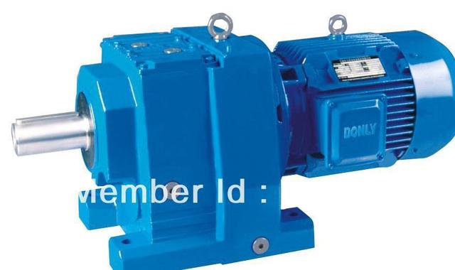 US $243 45  R77 helical gearbox/reducer for 0 18kw motor output 0 19rpm-in  Speed Reducers from Home Improvement on Aliexpress com   Alibaba Group