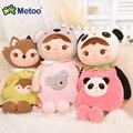 52 cm Bonito Koala panda De Pelúcia Dos Desenhos Animados Sacos Crianças Mochila De Pelúcia Metoo Escola Sacos Crianças Ombro Saco de jardim de Infância Do Bebê PRESENTE