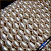 10x6mm Genuine Natural Pearls Loose Freshwater Pearls Strands Long 15 For Women Pearl Necklace Bridal Jewelry