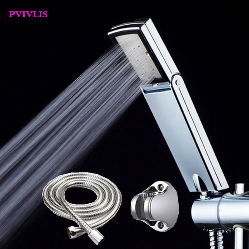pvivlis bath shower sets rain shower head set bathroom shower sets water saving high pressure shower head faucets