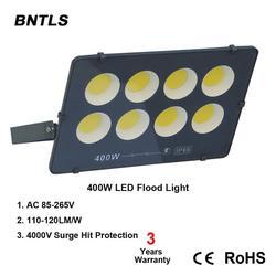 Reflector LED ultrafino de 300W 400W 500W 600W IP65 110 V/220 V, reflector LED de reflujo, iluminación exterior, lámpara de pared, reflector