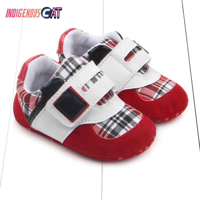 Newborn Baby Girl Shoes Casual Soft Sole Boy Toddler Infant Girls First Walkers