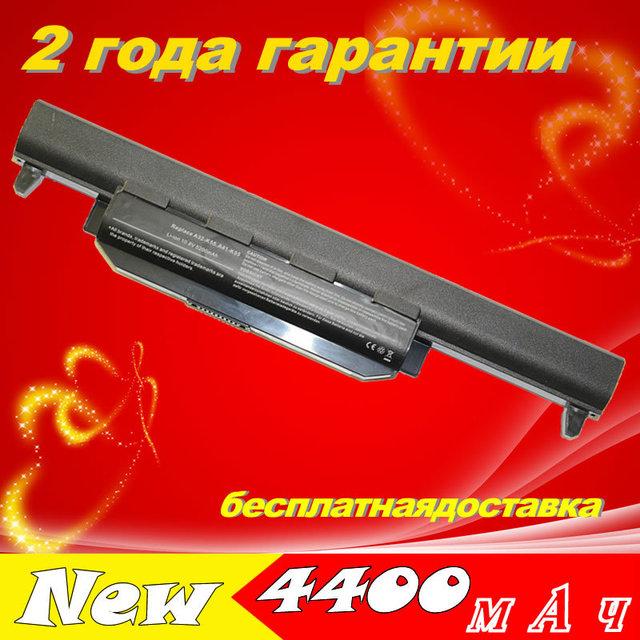Batería del ordenador portátil para asus a32-k55 a45v a45d a55n jigu a75a a75v K45N K45V K55V K75A K75D R400N R500N X45A X55A X55C X55U R500V