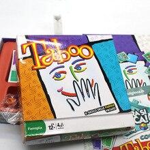 1ks Fun Party Board Funnel Cards Hry Puzzle pomáhá dětem rozvíjet mozkovou sílu WH22