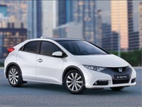 Free Shipping 2Pc Lot Car Styling Car LED Lamp Back Up Lamp For Honda CIVIC IX