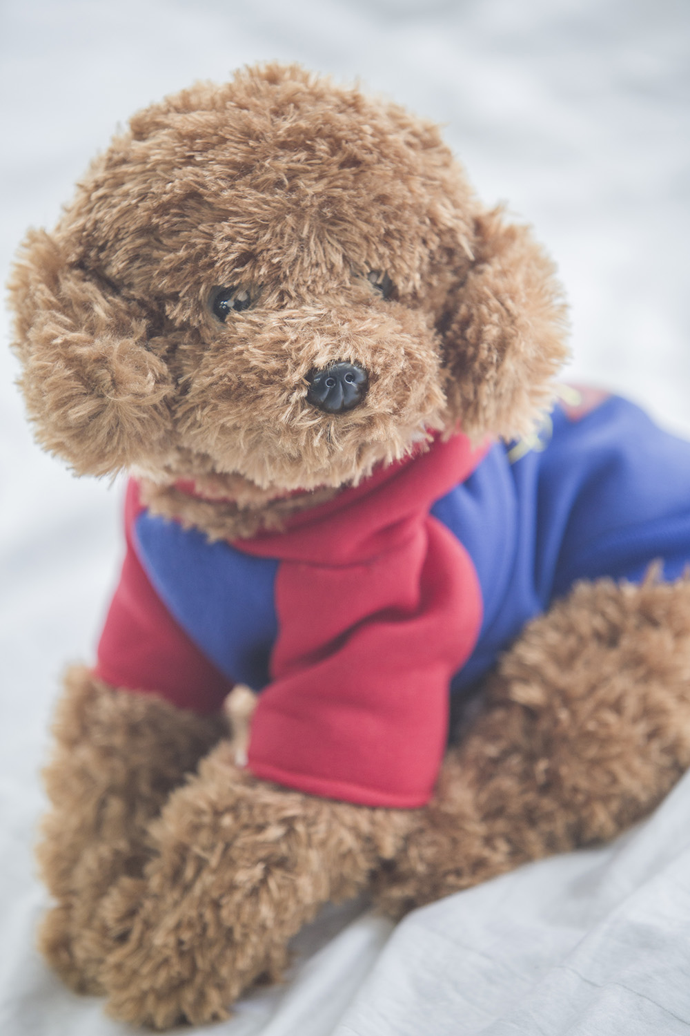 Cute Poodle Stuffed Toy Animal Plush Toy Soft Doll Children Gift