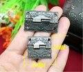 50 Pcs Antique Brass Jewelry Box Hinge 26x23mm with Screws