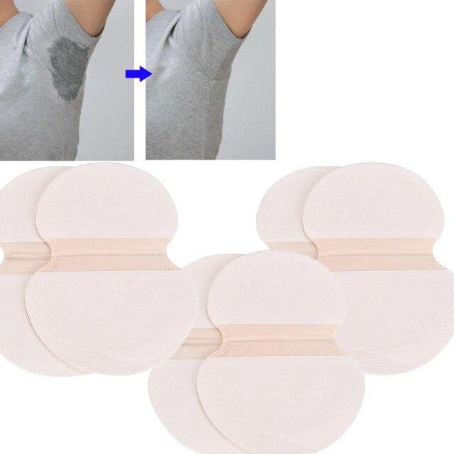 10/16/20 PC coussinets sous les bras habillent les coussinets de transpiration de sueur bouclier aisselles tampons de sueur déodorant pour les femmes tampons absorbants d'aisselles