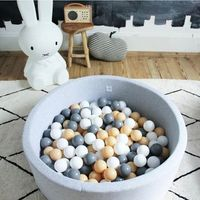 2017 Best Gift for Kids High Quality Baby Ball Pit for Play Tent Indoor Playground 90*30cm Large Size Children Room Decor Toys