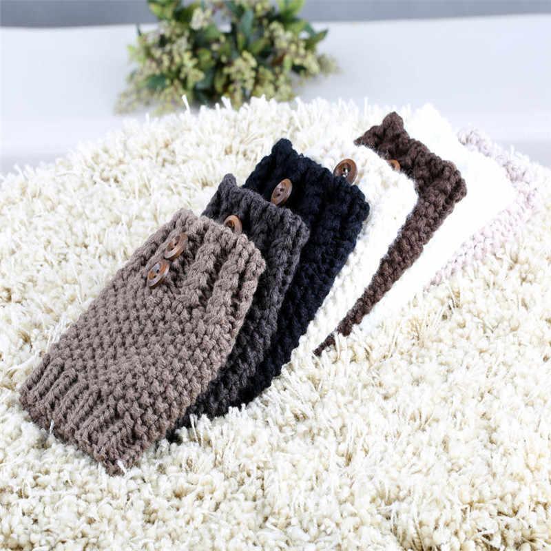 Calcetines skarpetki damskie calcetines de Navidad de punto breve párrafo grueso aguja calentadores de piernas calcetines funda de bota calcetines mujer