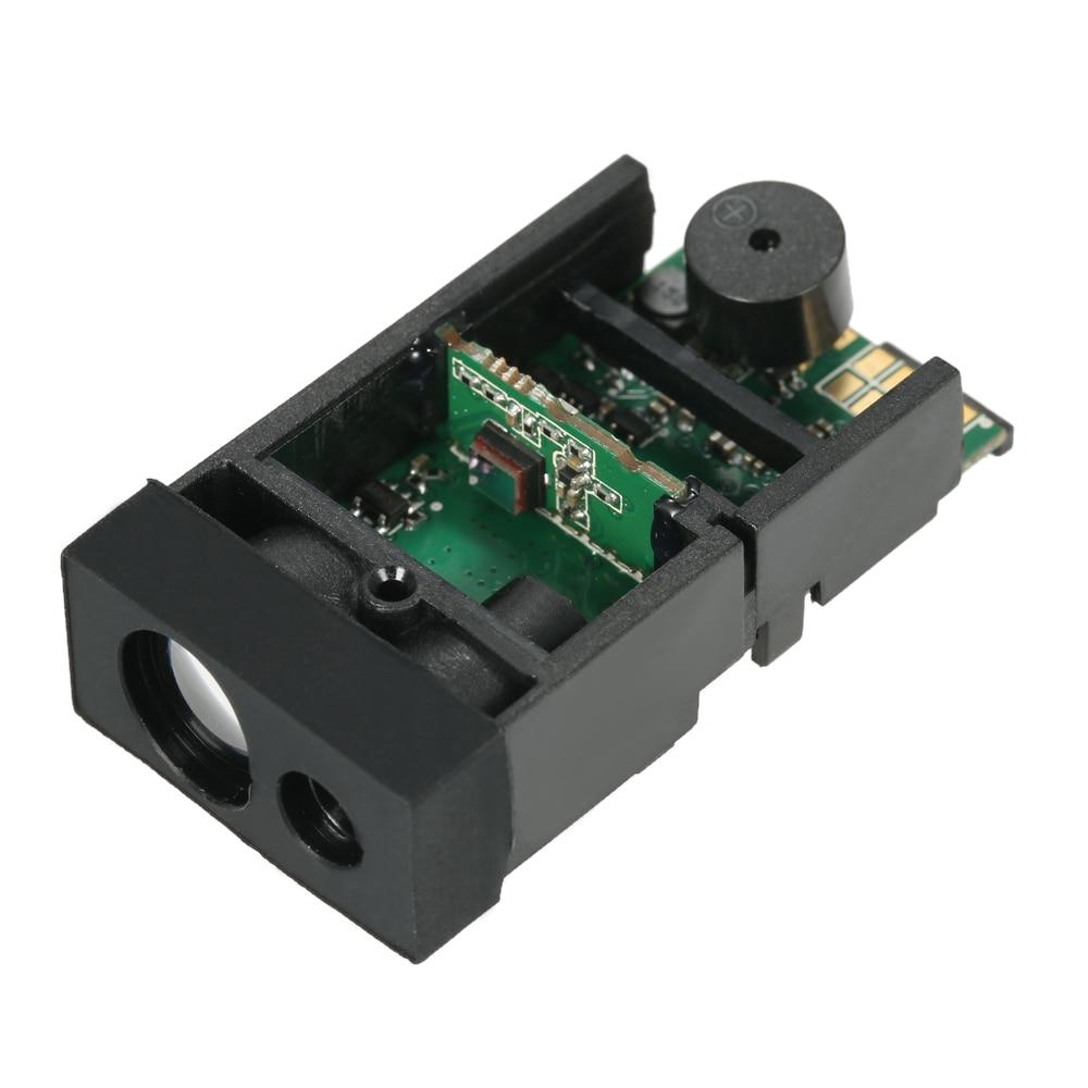 buy 50m 164ft laser distance measuring sensor range finder module low cost. Black Bedroom Furniture Sets. Home Design Ideas