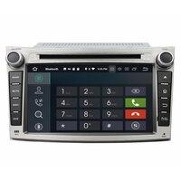 KLYDE 7 2 Din Android 8,0 dvd плеер автомобиля 8 Core для Subaru Legacy outback 2009 2012 автомобилей мультимедийный плеер аудио радио