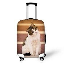 นิ้ว สัตว์เลี้ยงแมวรูปแบบยืดหยุ่นป้องกันกระเป๋าเดินทางซิปชุดสำหรับ กระเป๋าเดินทางกระเป๋าเดินทางกระเป๋า Trunk