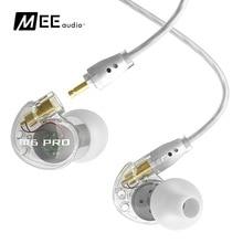 Профессиональный Ми аудио M6 про шумоподавления 3.5 мм hifi-вкладыши мониторы наушники со съемной кабели наушники DHL Бесплатная