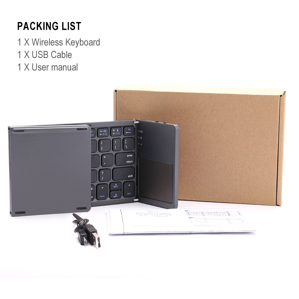 e1139122599 1 x Wireless Bluetooth Keyboard. - 1 x USB Cable. - 1 x User Manual. 【  Pictures 】. 01 02 03 04 05 06 07 08 09 10 11