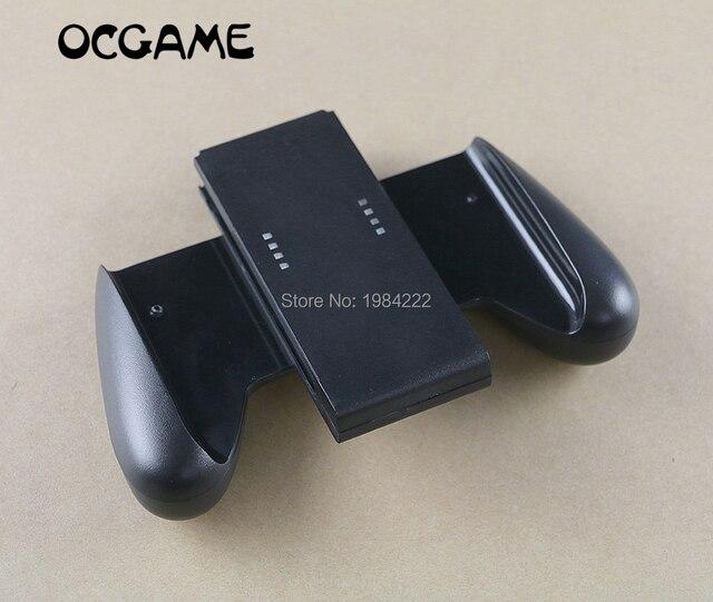 OCGAME wysokiej jakości komfort uchwyt ręcznie wspornik podtrzymujący uchwyt na switch NS joy con stojak kontrolera