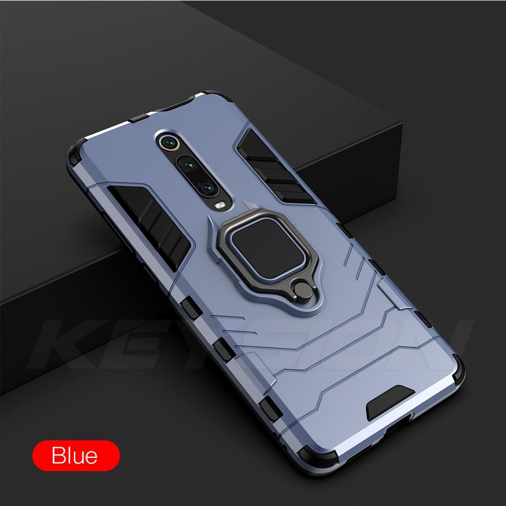 HTB1H9Soc21G3KVjSZFkq6yK4XXaB Capinha capa case telefone Keysion caso à prova de choque para redmi 9 k20 pro nota 9s 9 pro max 7 7a 6 8 pro capa do telefone para xiaomi mi 9t 9se cc9e mi 8 lite a2 a3
