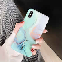 Marble Phone Cases For iPhone XS Max Case For iPhone 7 8 6 6S Plus X XR XS Max Case Cover Luxury Silicone Soft TPU Coque Fundas цена и фото
