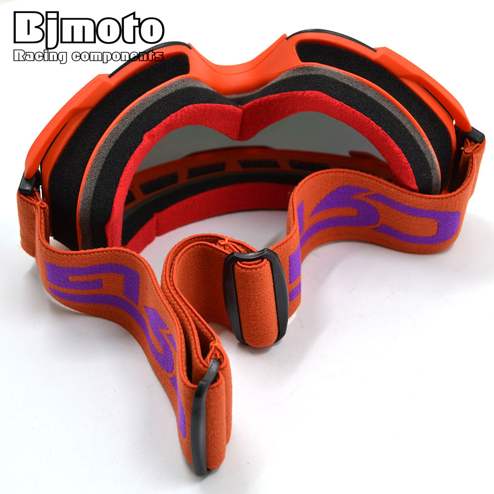 032cb1db7b BJMOTO Hot sale Adult Flexible Motorbike Racer Goggles Sport Motocross  Goggle Racing Off Road Glasses for Motorcycle Dirt Bike-in Motorcycle  Glasses from ...