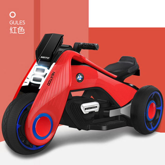Childrens electric car Four-wheeled electric motortricycle Hurricane 6199Childrens electric car Four-wheeled electric motortricycle Hurricane 6199