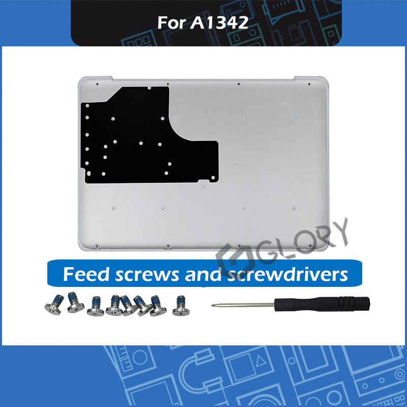 no Rubber Bottom Case Cover Feet Foot Kit+screw Set+tool For Macbook Air 13 A1369 A1466 2010-2018 Years Brand New Plastic