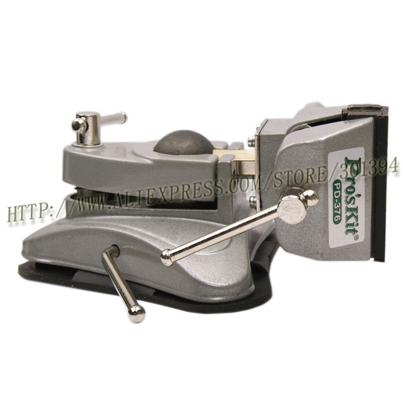 Free pp Proskit PD-376 Multi-Angle Swivel-Actions Vacu-Vise Bench Vice Light Weight and Durable Aluminum Die-cast Construction белоусова татьяна вадимовна всё про стиль этикет мода и жизнь