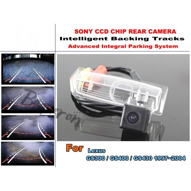 Intelligent Car Parking Camera / For Lexus GS300 / GS400 / GS430 1997~2004  With