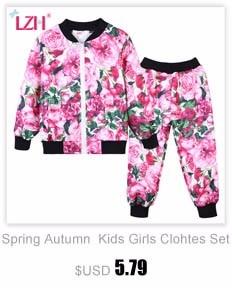 Vêtements pour enfants 2018 Automne Hiver Filles 5