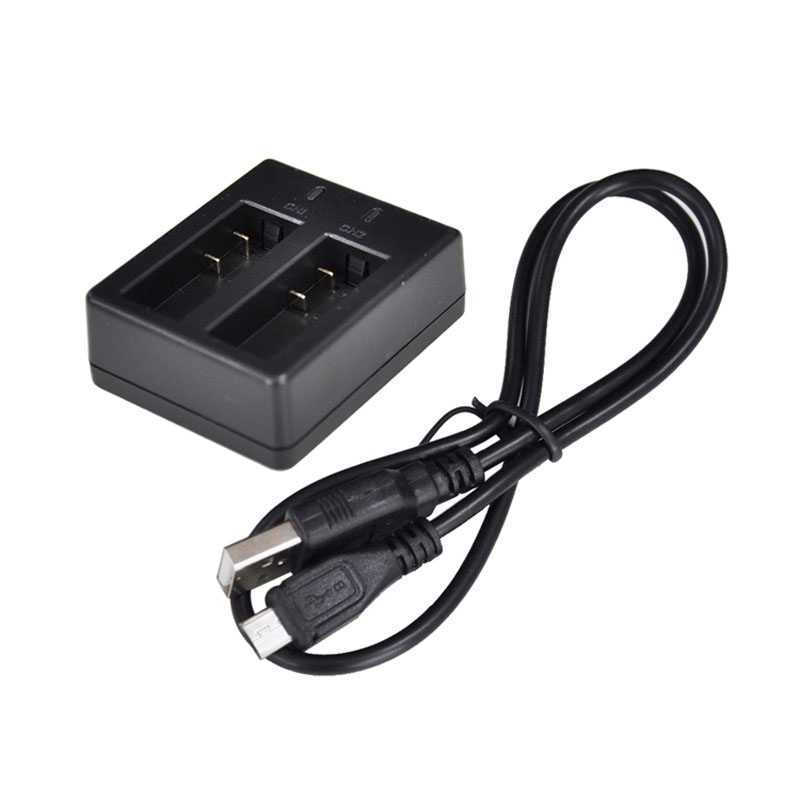 Charger for Hawkeye Firefly 7S 4K Camera Spare Parts 3.7V 1050mAh Li-on Battery Charger