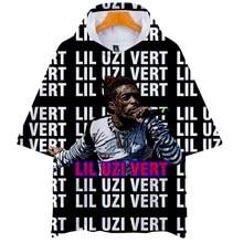 LUCKYFRIDAYF 3D LIL UZI VERT Estate Del Manicotto Del Bicchierino Felpe  Felpe Harajuku Donne di Stampa del Cranio Uomini Hip Hop. e633b427a7a
